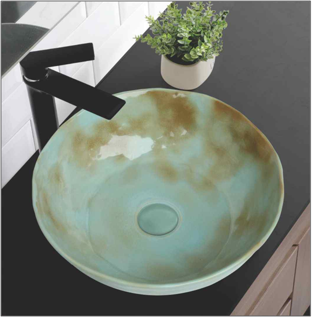 Get Yourself Familiarize with the Types of Coloured and Designer Wash Basin